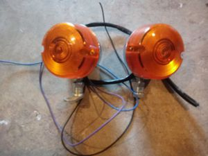 New Harley Davidson Turn signal LAMPS for Sale in Acworth, GA
