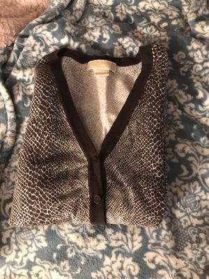 XL Michael Kors cardigan for Sale in East Aurora, NY