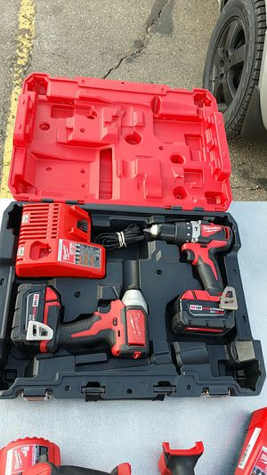 Milwaukee m18 brushless for Sale in Denver, CO