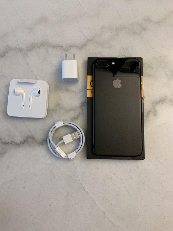 iPhone 7+ 128GB Jet Black Verizon *New*