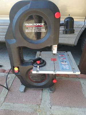 Tadk farce 9 ln BAND SAW for Sale in San Marcos, CA