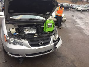 Hyundai Sonata 2008 ( low mileage 46K part only ) for Sale in West Haven, CT