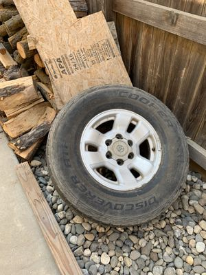 "Toyota Wheels 16"" 6x5.5 for Sale in Sacramento, CA"