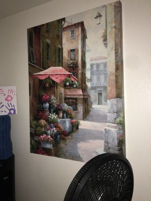 Italian picture for kitchen for sale $20.00 for Sale in Lemon Grove, CA
