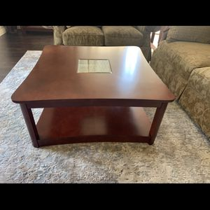 4 Piece Coffee Table Set With Console End Table Living Room Furniture for Sale in Buena Park, CA