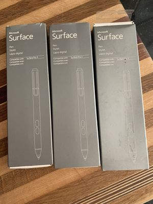 MICROSOFT SURFACE SURFACE PRO 3 STYLUS PEN for Sale in Morgan Hill, CA