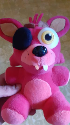 Foxy plushie for Sale in Tracy, CA