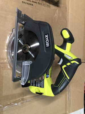 RYOBI CIRCULAR SAW for Sale in Colton, CA