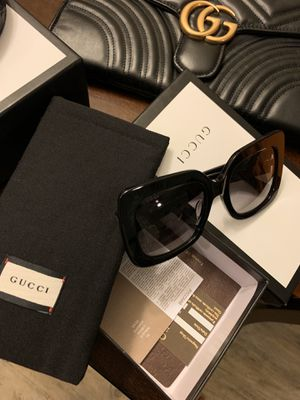 Women bag and sunglasses gucci for Sale in Altamonte Springs, FL