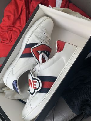 Gucci shoes size 12 for Sale in Suffolk, VA