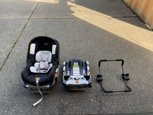 Chicco KeyFit 360 bundle for Sale in Puyallup, WA
