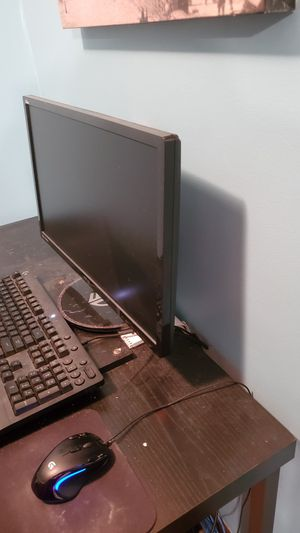 """Asus 24"""" 3D capable monitor for Sale in Chicago, IL"""