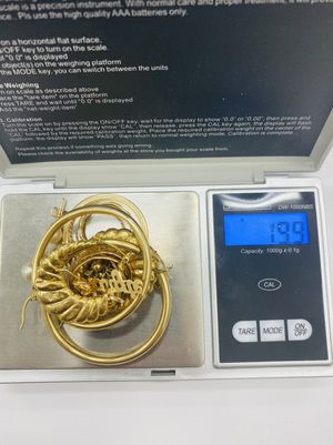 14k Jewelry Scrap Gold Lot Baracelets Earrings Rings for Sale in Glendale, CA