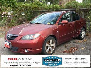 2006 Mazda Mazda3 for Sale in Norfolk, VA