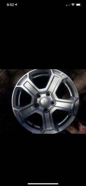 """17"""" Jeep wheels for Sale in Modesto, CA"""