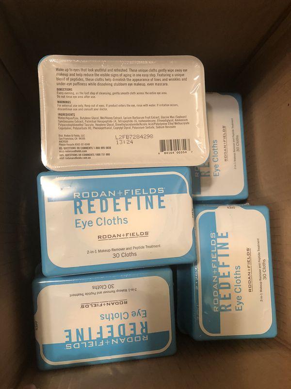 Rodan +fields Redifine Eye cloths