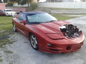 PARTING 01 TRANS AM for Sale in Holiday, FL