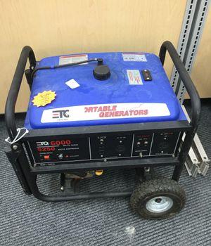 Potable Generator for Sale in Kansas City, MO