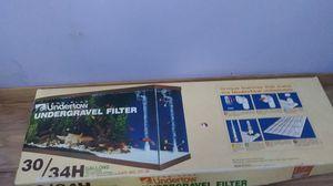 Under gravel filter for Sale in Dansville, MI
