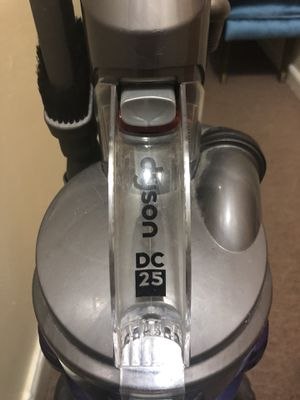 Dyson DC25 Vacuum Cleaner (with brand new accessories) for Sale in Needham, MA