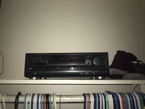 Stereo receiver for Sale in North Highlands, CA