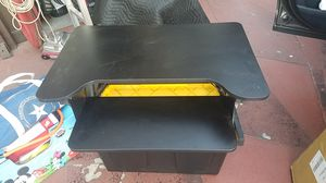 Desk Sit - n - Stand desk LIKE NEW for Sale in San Diego, CA