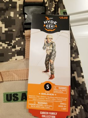 🎃SOLDIER HALLOWEEN COSTUME 🎃 for Sale in Ontario, CA