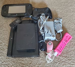 Nintendo Wii U & 121 Games for Sale in Rancho Cucamonga, CA