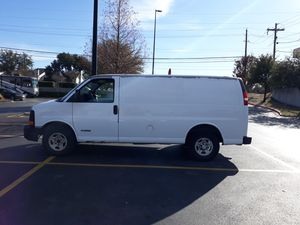2004 chevy Express for Sale in Dallas, TX