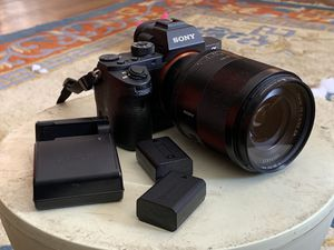 Sony a7rII with Zeiss FE 50/1.4 for Sale in Los Angeles, CA