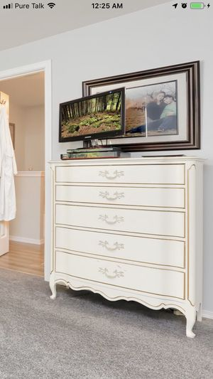 French Bedroom Set: Dressers and Nightstands for Sale in Woodinville, WA