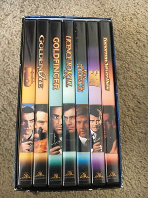 DVDs James Bond collection for Sale in Brentwood, CA
