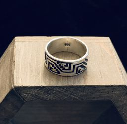 PLATA /UNISEX /925 STERLING SILVER RING/ SIZE 7.5 for Sale in Hacienda Heights,  CA