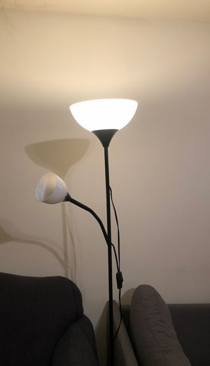 Floor lamp for Sale in Morgantown, WV