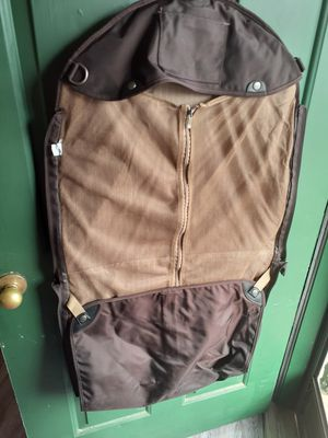 Garment bag for traveling for Sale in Norman, OK