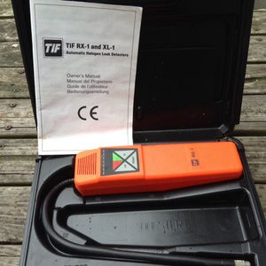 Tif/ leak detector for Sale in Alexandria, VA