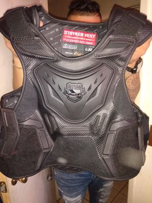 Stryker motorcycle vest for Sale in Los Angeles, CA