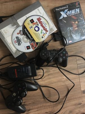 PS2 with games for Sale in Kissimmee, FL