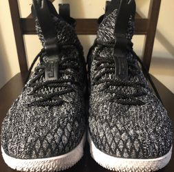 Nike Lebron 15 Cement Basketball Shoes 11.5 for Sale in Washington,  DC
