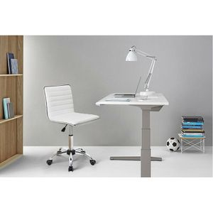New White Chair with Tilt Lock Home Office Furniture for Sale in Phoenix, AZ