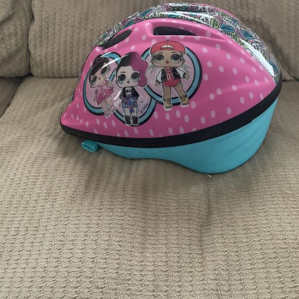 Lol Doll Bike Helmet