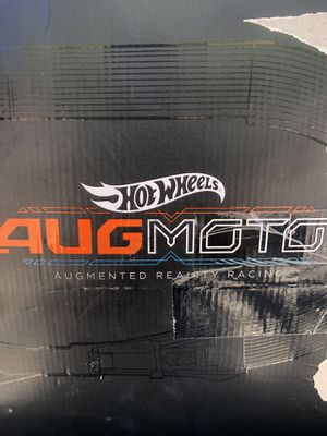 Aug Moto Hot Wheels - New in damaged box. for Sale in Peoria, AZ