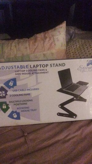 Adjustable laptop stand for Sale in Rialto, CA