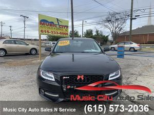 2011 Audi A4 for Sale in Nashville, TN