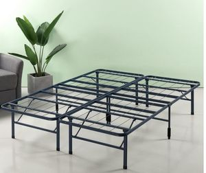 Queen Size Zinus platform bed (no box spring needed) for Sale in New York, NY