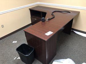 Office desk $100 each for any full set for Sale in Charlotte, NC