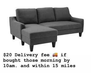 Chairs Sofa turns into bed for Sale in El Monte, CA