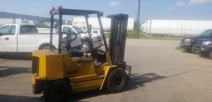 Clark 5000lb Capacity Pneumatic Gas Forklift for Sale in Dallas, TX