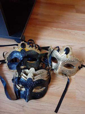 Masquerade masks for Sale in Branford, CT