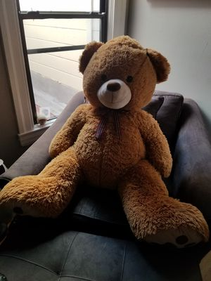 Giant size teddy bear for Sale in San Francisco, CA